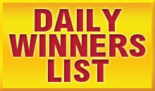 Daily Winners List